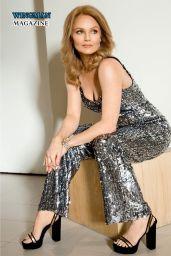 Dina Meyer - Photoshoot for Wingman Magazine 2019