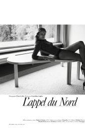 Edita Vilkeviciute - Vogue Paris January 2020 Issue