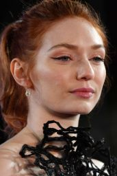 Eleanor Tomlinson – Fashion Awards 2019 Red Carpet in London