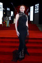 Eleanor Tomlinson – Fashion Awards 2019 Red Carpet in London