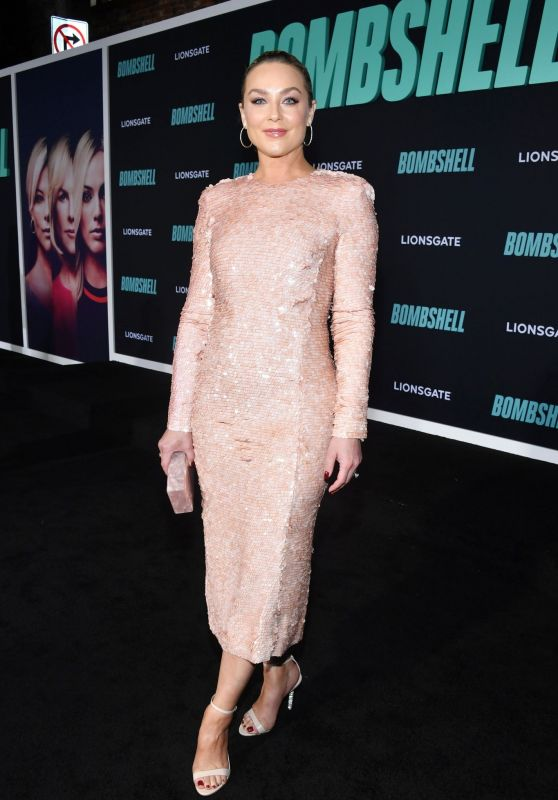 "Elisabeth Rohm – ""Bombshell"" Special Screening in Westwood"
