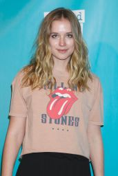 """Elizabeth Lail - """"Jagged Little Pill"""" Musical Premiere in New York 12/05/2019"""
