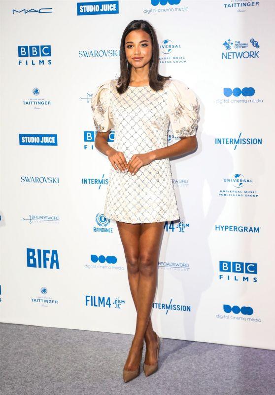 Ella Balinska – British Independent Film Awards 2019