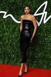 Ella Balinska – Fashion Awards 2019 Red Carpet in London
