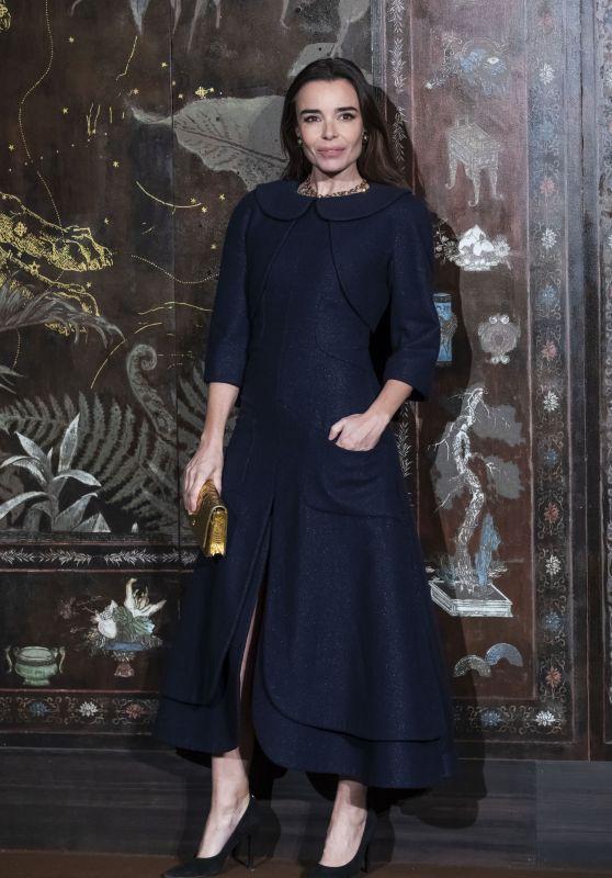 Elodie Bouchez – Chanel Metiers D'Art 2019/2020 Show in Paris