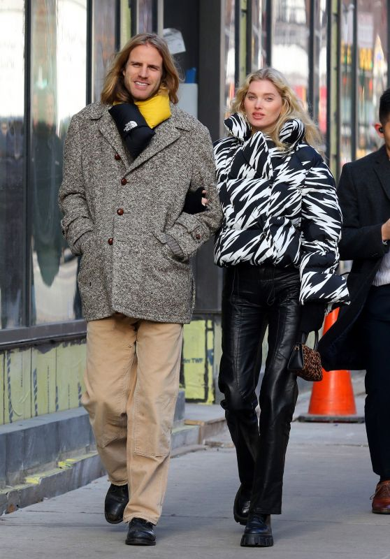 Elsa Hosk Street Fashion 12/26/2019