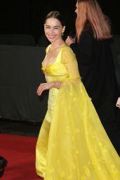 Emilia Clarke – Fashion Awards 2019 Red Carpet in London (more photos)