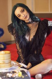 Emma Dumont - FHM Magazine China February 2019 (more photos)