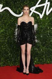 Emma Roberts – Fashion Awards 2019 Red Carpet in London