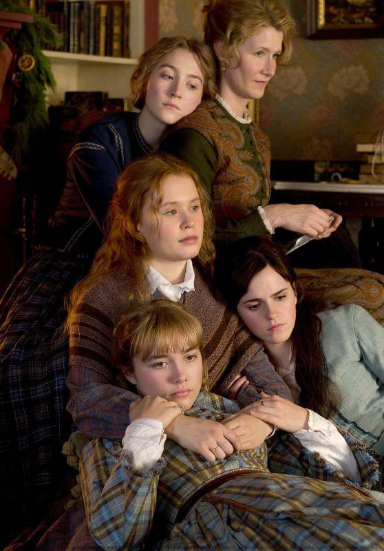 Emma Watson, Florence Pugh, Saoirse Ronan, and Eliza Scanlen - F Magazine 01/01/2020