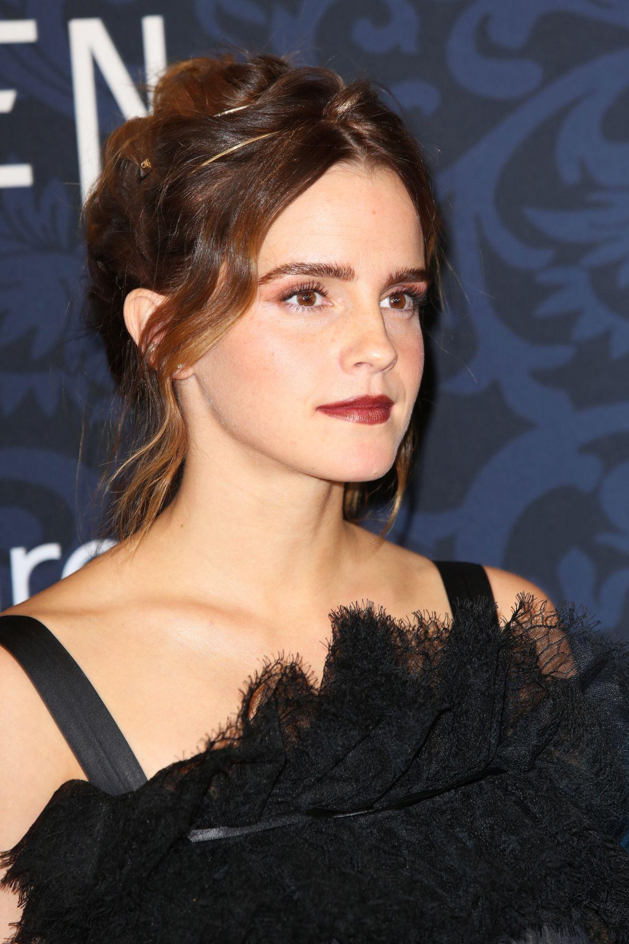 Emma Watson - Little Women World Premiere in NYC