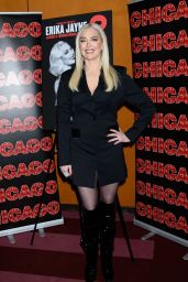 "Erika Jayne - ""Chicago"" Broadway Photocall in NY 12/17/2019"