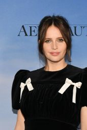 "Felicity Jones -"" The Aeronauts"" Premiere in New York"