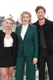"""Florence Pugh - """"Little Women"""" Photocall in London"""