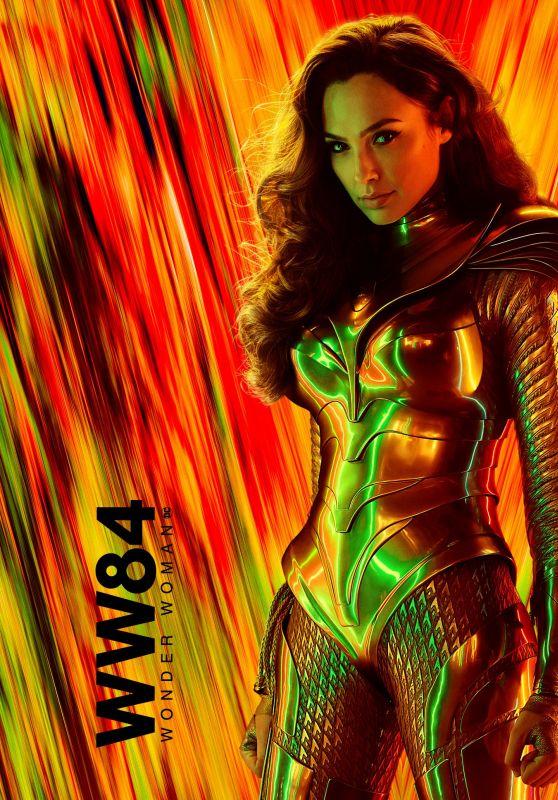 """Gal Gadot - """"Wonder Woman 1984"""" Promo Photo"""