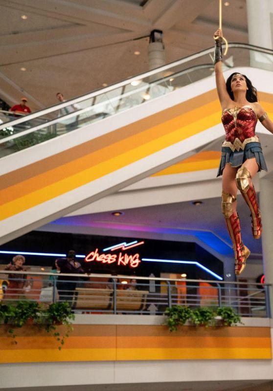 "Gal Gadot - ""Wonder Woman 1984"" Promotional Photo"