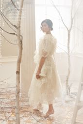 Gemma Arterton - Harpers Bazaar UK January 2020 Issue