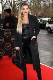georgia kousoulou – TRIC Christmas Charity Lunch in London 12/10/2019