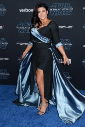 """Gina Carano – """"Star Wars: The Rise Of Skywalker"""" Premiere in LA"""
