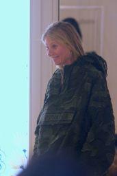 Gwyneth Paltrow - Dior Store in Aspen 12/26/2019