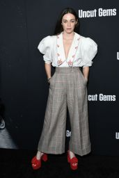 "Hailey Gates – ""Uncut Gems"" Premiere in Hollywood"