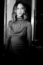 Halston Sage - Ines de la Fressange & Gherardo Felloni Celebrate Roger Vivier in NYC 12/11/2019
