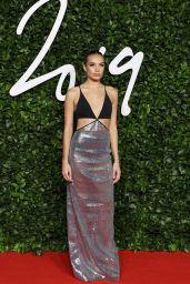 Hana Cross – Fashion Awards 2019 Red Carpet in London