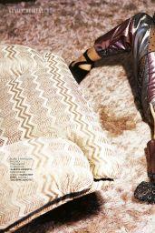 Heidi Klum - Grazia Italy 12/05/2019 Issue