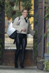 Hilary Duff - Out in Beverly Hills 12/26/2019