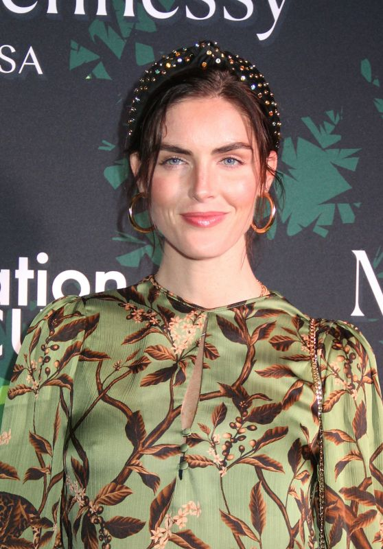 Hilary Rhoda – amfAR GenerationCURE Holiday Party in NYC 12/10/2019