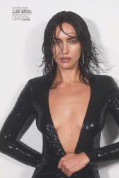 Irina Shayk and Stella Maxwell - Vogue Magazine Russia December 2019 Issue