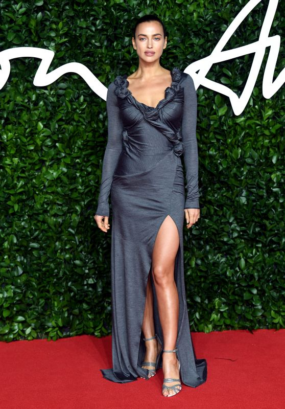 Irina Shayk – Fashion Awards 2019 Red Carpet in London