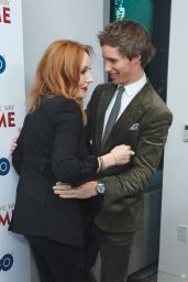 """J.K. Rowling and Eddie Redmayne - """"Finding The Way Home"""" Premiere in NYC"""