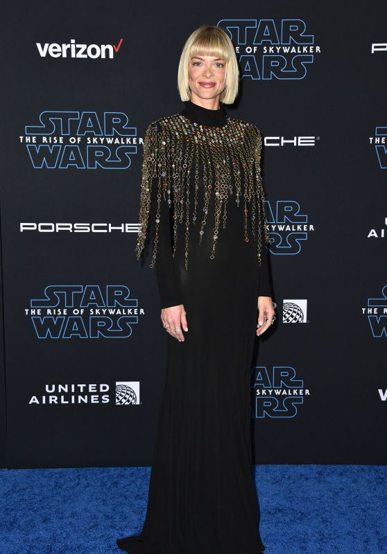 "Jaime King – ""Star Wars: The Rise Of Skywalker"" Premiere in LA"