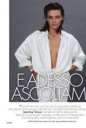 Jasmine Trinca – ELLE Italy 12/21/2019 Issue