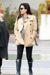 Jenna Dewan Style - Out in Los Angeles 12/04/2019