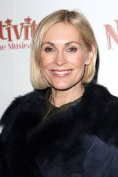 "Jenni Falconer – ""Nativity! The Musical"" Press Night Performance in London"