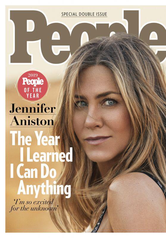 Jennifer Aniston – PEOPLE Magazine People Of The Year 2019