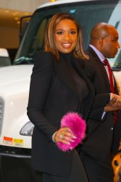 """Jennifer Hudson - Promoting """"Cats"""" in NYC 12/16/2019"""