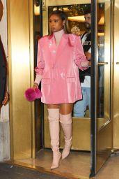 Jennifer Hudson Style - NYC 12/22/2019