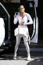 foto de Jennifer Lopez in SkinLeggings 12/14/2019