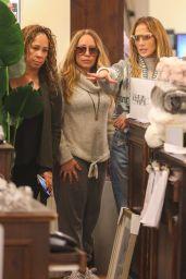 Jennifer Lopez - Shopping in Beverly Hills 12/28/2019
