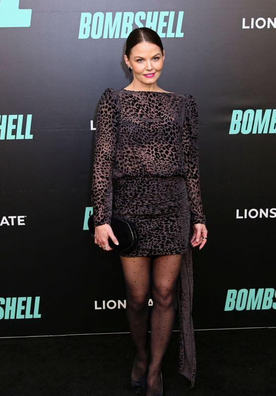 "Jennifer Morrison – ""Bombshell"" Screening in New York City"