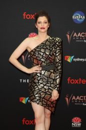 Jessica De Gouw – 2019 AACTA Awards in Sydney
