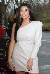 Jessica Wright - TRIC Christmas Charity Lunch in London 12/10/2019