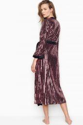 Josephine Skriver – Victoria's Secret December 2019
