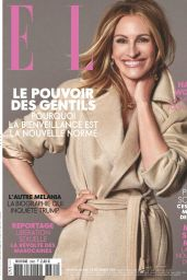 Julia Roberts - ELLE Magazine France  12/13/2019 Issue
