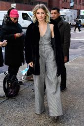 Julianne Hough - Outside BUILD Series in NYC 12/03/2019