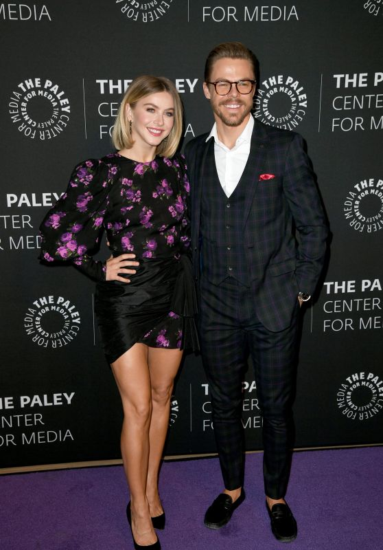 Julianne Hough - The Paley Center For Media Presents: An Evening with Derek Hough and Julianne Hough in Beverly Hills 12/05/2019