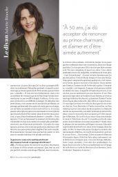 Juliette Binoche - Psychologies France January 2020 Issue